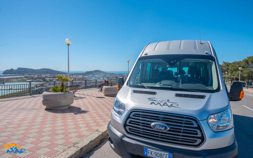 Giro turistico di Cagliari