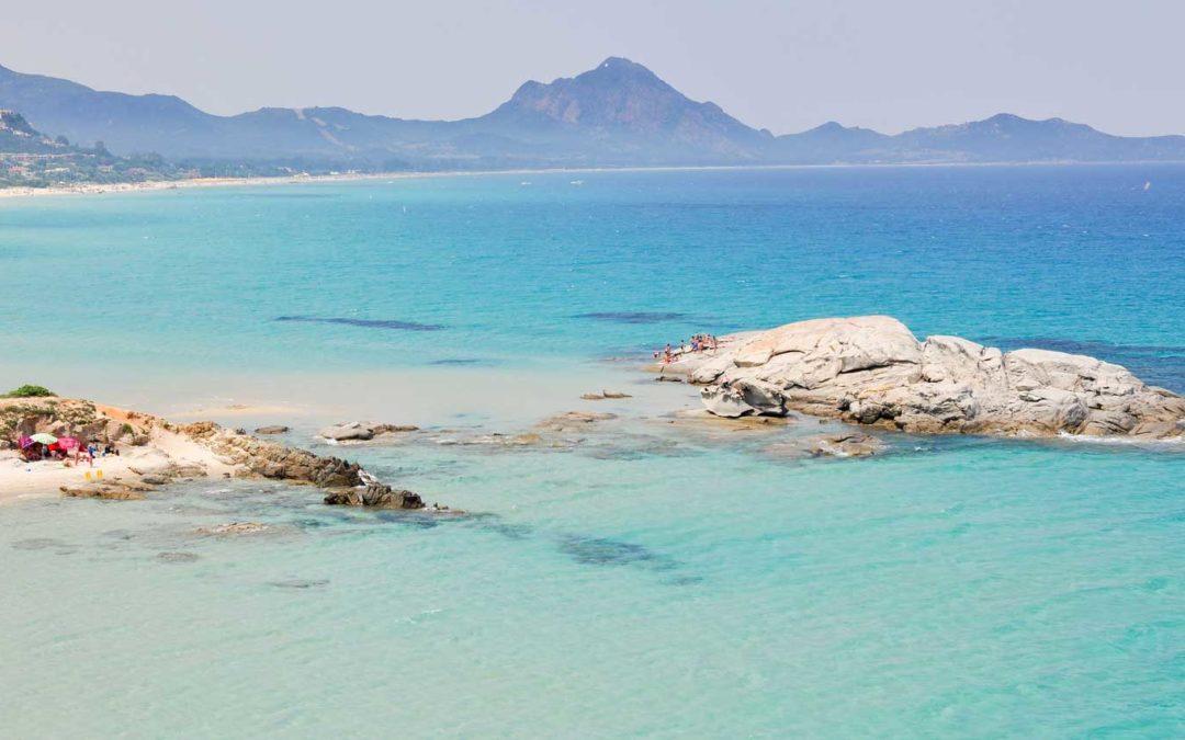 Escursione spiagge di Villasimius e Costa Rei